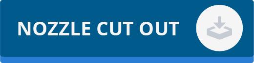 logo nozzle cut out