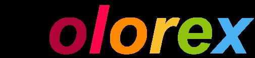 Logo colorex